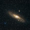 Galaxia v súhvezdí Andromeda