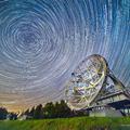 Ondřejovský radioteleskop