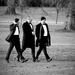 Three English gentlemans