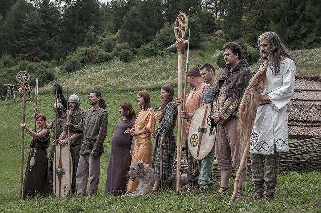Na Keltskom zraze