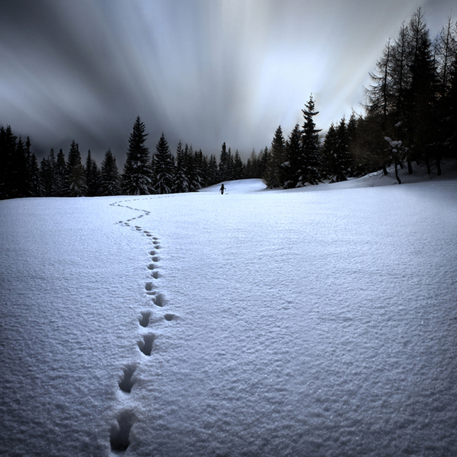George's path