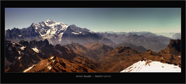 Mont Blanc •• Haute-Savoie