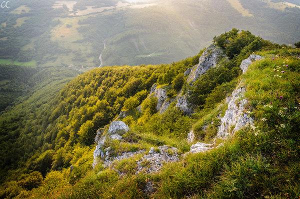 Krásy Ružína a jeho okolia