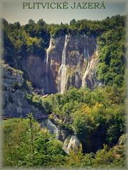 Chorvatsko - Plitvické jazerá