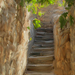 stairs of Spinalonga