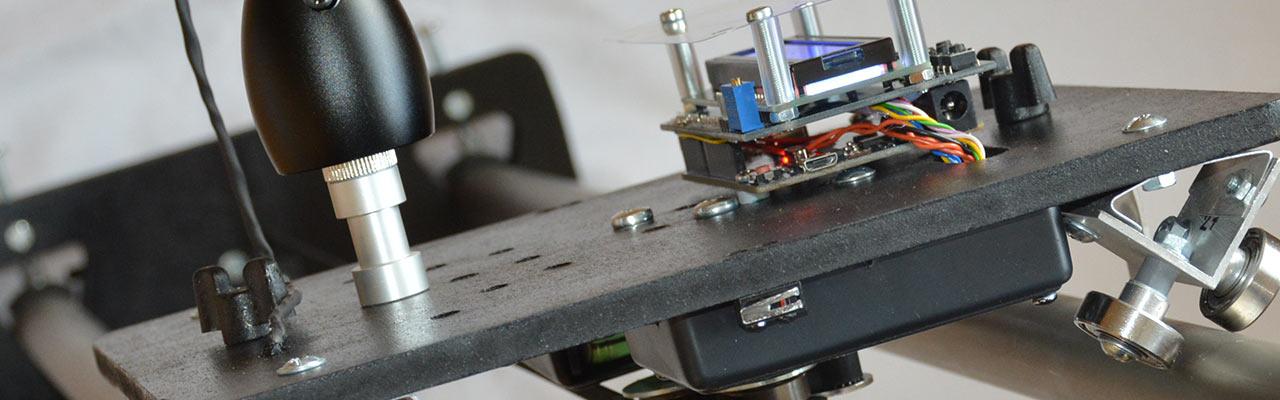 TimeLapse Slider Motorized, časozberné video, DIY project based on Arduino