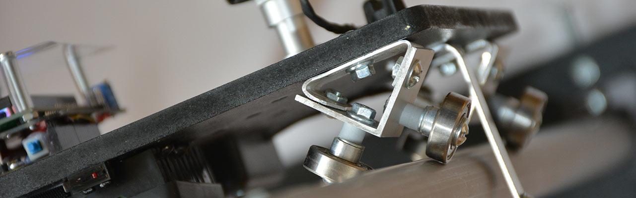 TimeLapse slider, vozik - dolly, Motorized TimeLapse slider & dolly & rail, časozberné video a fotografia, DIY project based on Arduino