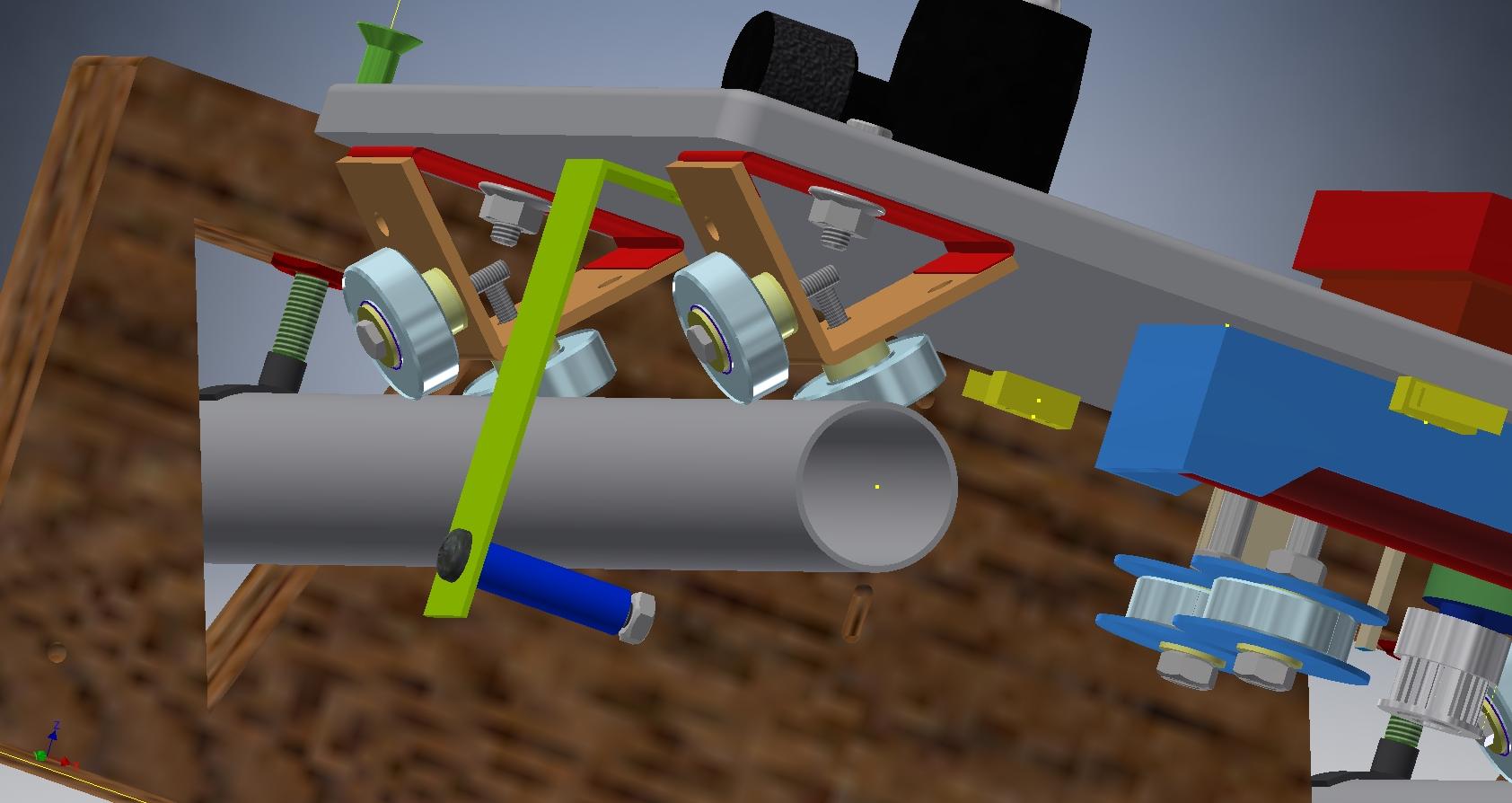 TimeLapse slider 3D model, Motorized TimeLapse slider & dolly & rail, časozberné video a fotografia, DIY project based on Arduino