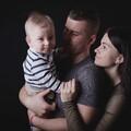 Ľubo s rodinou