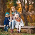 Janka s rodinou