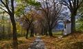 Jeseň pod Marianskou horou