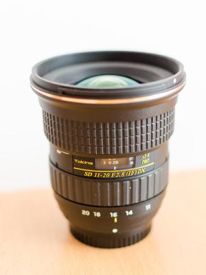 Tokina AT-X 11-20mm F/2,8 PRO DX