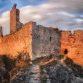 Plavecký hrad III