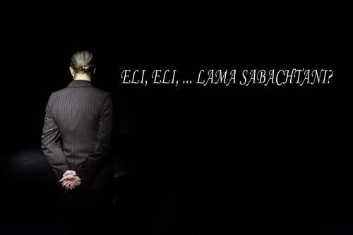 Divadlo - Eli, Eli, ... lama sambachtani