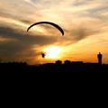 Západ slnka v Trnave