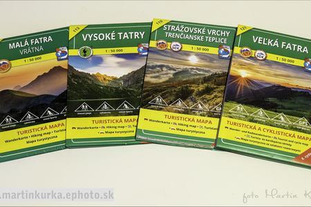 Turistické mapy VKU