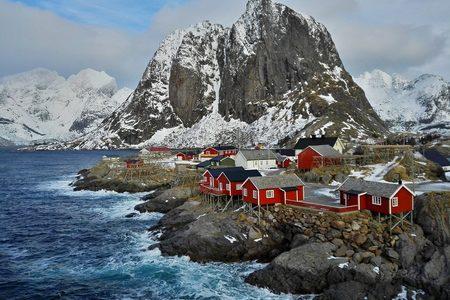 Fotoexpedícia za Polárnou žiarou - Nórsko 2016- druhá časť.