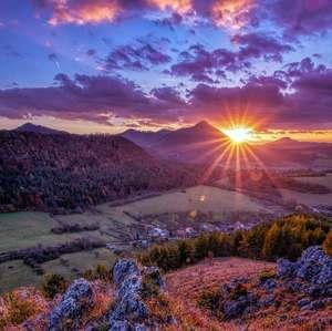 ...magical evening...