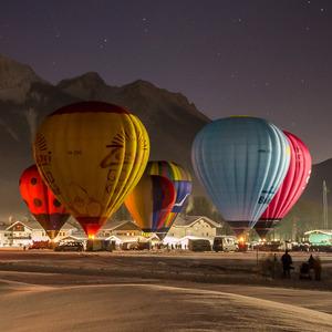 teplovzdušné balóny