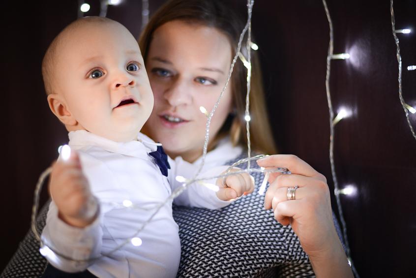 Oliver s mamkou