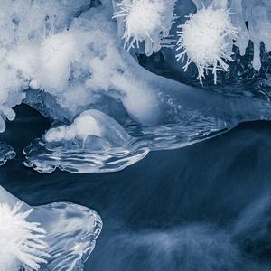zmrznutý potok lll...