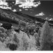 ... osada v Alpách ...