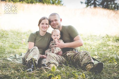 Rodinné foto Marek a Majka