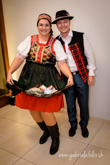Gabika a Janko 205