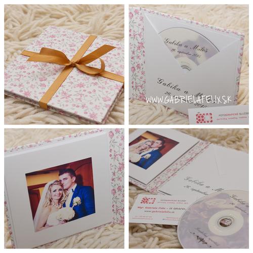 Finalizácia svadobných fotiek