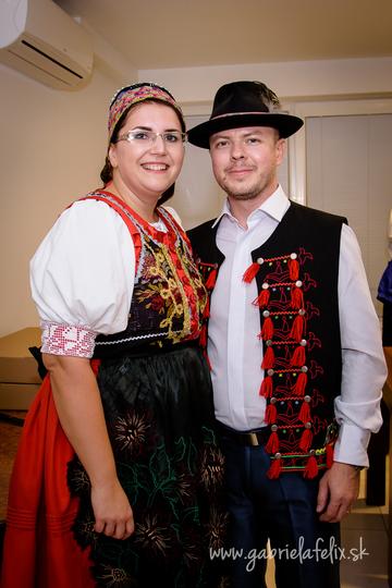 Svadba - Gabika & Janko