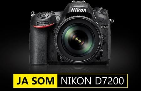 Zrkadlovka Nikon D7200 - kráska z Ázie
