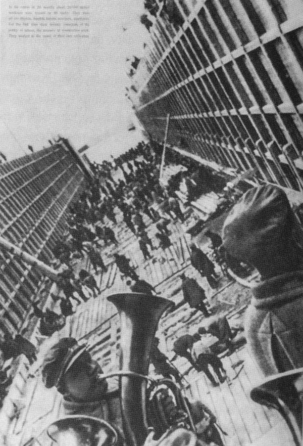 alexander rodčenko: budovanie ZSSR