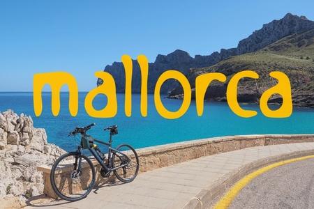 Bicyklom po Europe 9 - Mallorca
