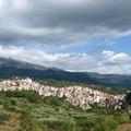 Dedina v horách