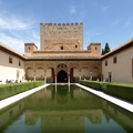 Alhambra Nasridové paláce