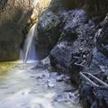 Vodopád v Temnici - Kyseľ - Slovenský raj