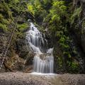 Okienkový vodopád 1