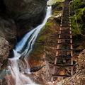 Veľký Sokol - Malý vodopád
