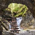 Okienkový vodopád.