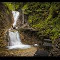 Korytový vodopád 1