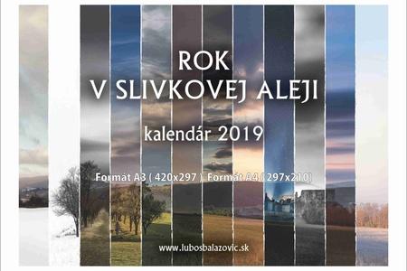 Kalendár pre rok 2019