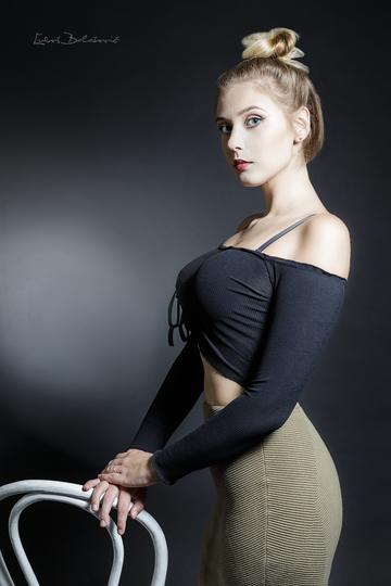 Portrétová fotografia