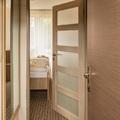 Vstup do hotelovej izby