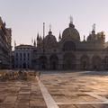 Letné ráno na San Marco