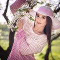 Dievča v klobúku