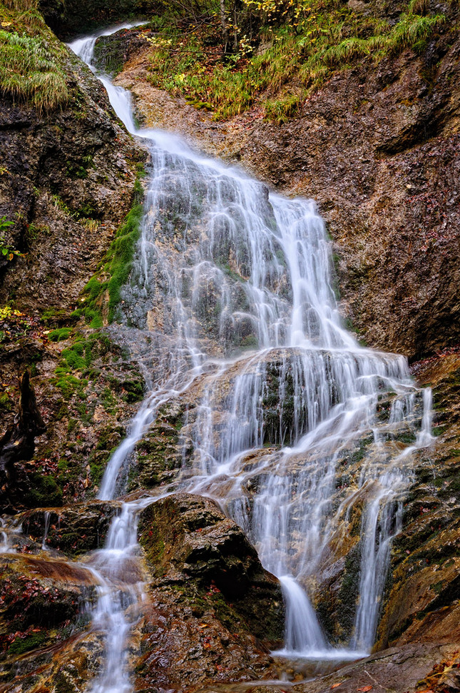 GC3X6AA Klacky vodopad (Traditional Cache) in Žilinský ...