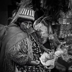 Bolivijská bosorka
