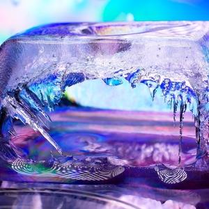 ľadová kresba