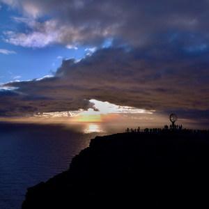 polnočné slnko II