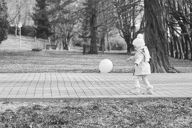 Balónik na úteku :-)